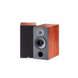 Zvočniki Hi-Fi Indiana Line Tesi 260C - par kompaktnih zvočnikov, rdeča češnja