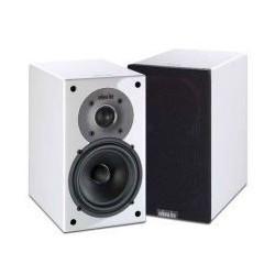 Zvočniki Hi-Fi Indiana Line Tesi 242LB - par kompaktnih zvoč., bela visok sijaj