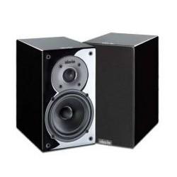 Zvočniki Hi-Fi Indiana Line Tesi 242LN - par kompaktnih zvoč., črna visok sijaj