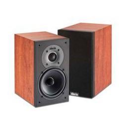 Zvočniki Hi-Fi Indiana Line Tesi 240C - par kompaktnih zvočnikov, rdeča češnja