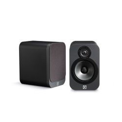Zvočniki Hi-Fi Q Acoustics 3020 Mat grafit, Par kompaktnih Hi-Fi zvočnikov