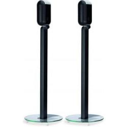 Par zvočniških stojal Q Acoustics 7000i Stand mat črna