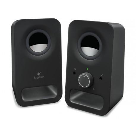 Zvočniki 2.0 3W Logitech Z150, črni