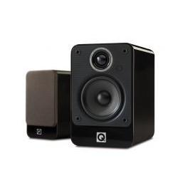 Par regalnih zvočnikov Q Acoustics 2010i Črna visok sijaj