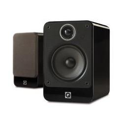 Par regalnih zvočnikov Q Acoustics 2020i Črna visok sijaj
