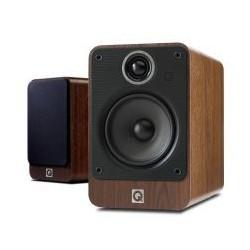 Par regalnih zvočnikov Q Acoustics 2020i Oreh