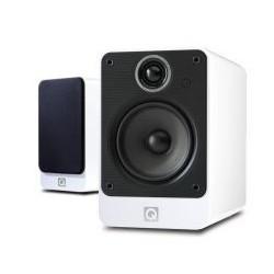 Par regalnih zvočnikov Q Acoustics 2020i Bela visok sijaj