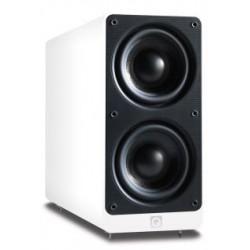 Aktivni nizkotonec Q Acoustics 2070Si Bela visok sijaj