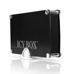 "Ohišje za disk 3.5"" SATA USB 3.0 IcyBox IB-351StU3-B"