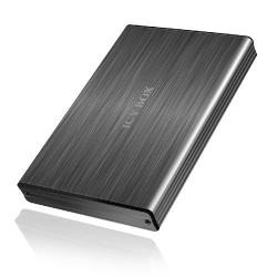 "Ohišje za disk 2.5"" IcyBox IB-231STU3-G, USB3.0, aluminijasto"