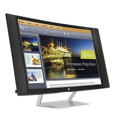 "LED monitor 27"" HP EliteDisplay S270c Curved (K1M38AA)"