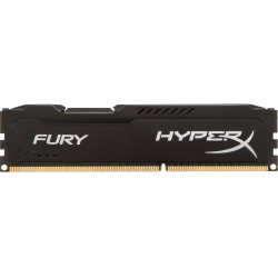 Pomnilnik DDR3 8 GB KIT 1866MHz Kingston HyperX FURY črn, HX318C10FBK2/8