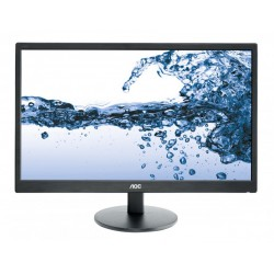 """LCD LED monitor 22"""" AOC E2270SWN"""