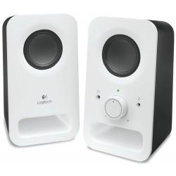 Zvočniki 2.0 6W Logitech Z150, beli