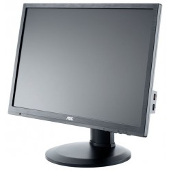 "LCD LED monitor 24"" AOC e2460Pda"