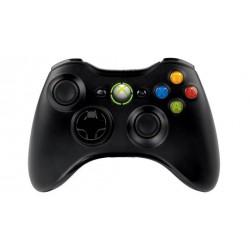 Xbox 360 Brezžični igralni plošček ČRN (B4F-00017/JR9-00010)