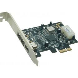 Kartica PCI-e Firewire 800 ST-Lab F-301