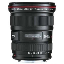Objektiv za fotoaparat Canon EF 17-40 mm (8806A007AA)