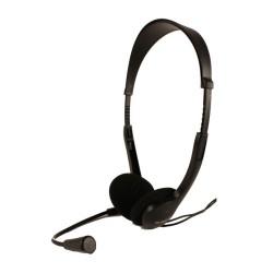 Slušalke z mikrofonom SBOX HS-201