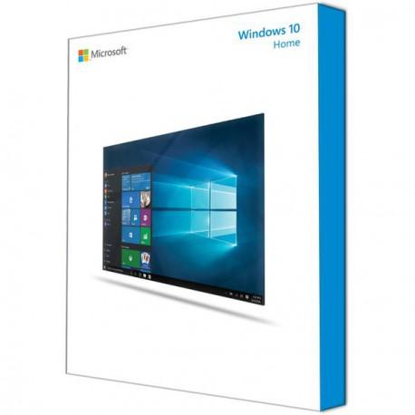 Microsoft Windows 10 Home angleški 64-bit DSP DVD
