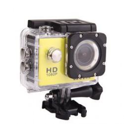 SJCAM SJ4000 športna kamera rumena