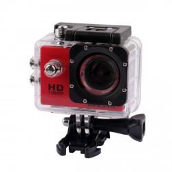 SJCAM SJ4000 športna kamera rdeča