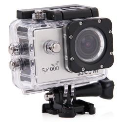 SJCAM SJ4000 WiFi športna kamera silver