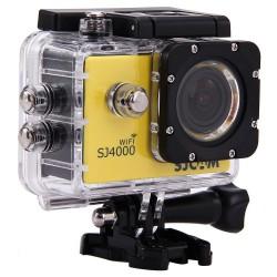 SJCAM SJ4000 WiFi športna kamera rumena