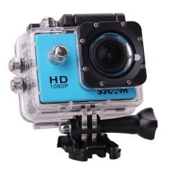 SJCAM SJ4000 športna kamera modra