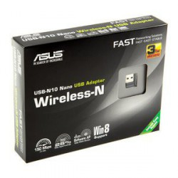 Brezžični (wireless) adapter ASUS USB-N10 Nano, N150