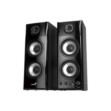Zvočniki 2.0 50W Genius SP-HF 1800A (31730908100), črni