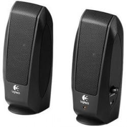 Zvočniki 2.0 2.3W Logitech S120 črni