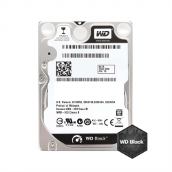 "Trdi disk 2.5"" 500GB 7200rpm 32MB SATA3 7mm WD Black WD5000LPLX"