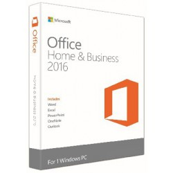 Microsoft Office Home and Business 2016 angleški