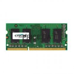 Pomnilnik za prenosnik DDR3 8GB 1333MHz Crucial CT8G3S1339MCEU