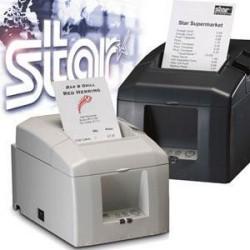 Blagajniški termalni tiskalnik STAR 654U USB vmesnik, bel (654U)
