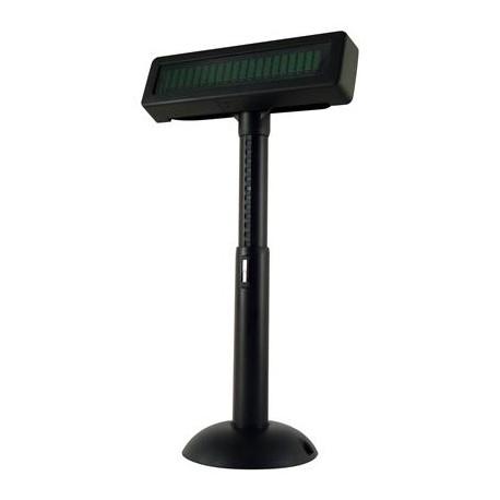 Prikazovalnik za stranke Posiflex PD-2800UB USB črn