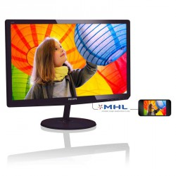 "LED monitor 24"" Philips 247E6QDAD IPS"