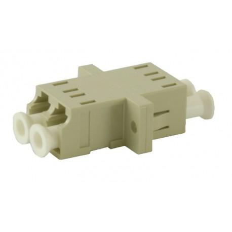 Optični adapter I člen LC-LC Brand-Rex Duplex, multimode