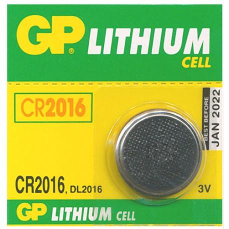 Gumb baterija GP CR2016