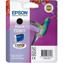 Črnilo Epson C13T08014011, črno