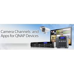QNAP licenca za 4 dodatne snemalne kanale, LIC-CAM-NAS-4CH
