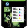 Črnilo HP C2N92AE (920XL) črno, cyan, magenta, yellow