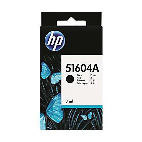 Črnilo HP 51604A črno