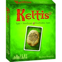 Družabna igra Keltis - igra s kartami