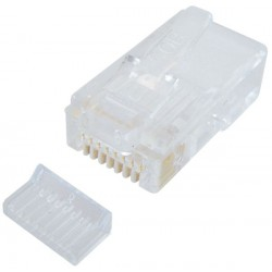 Konektor RJ45 Cat6 za neoklopljeni FTP kabel