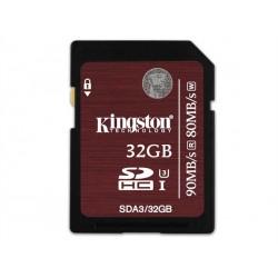 Spominska kartica SD 32GB Kingston UHS-I U3 (SDA3/32GB)