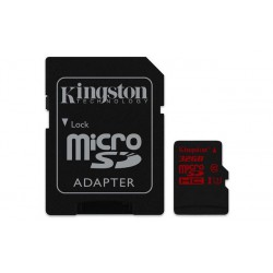Spominska kartica SD 32GB Kingston UHS-I U3 z adapterjem (SDCA3/32GB)