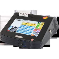 Registrska - POS davčna blagajna QUORiON QTouch10, brez tiskalnika