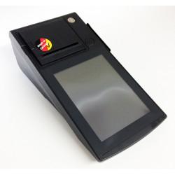 Registrska - POS davčna blagajna QUORiON QTouch8, 58 mm termo tiskalnik z nožem